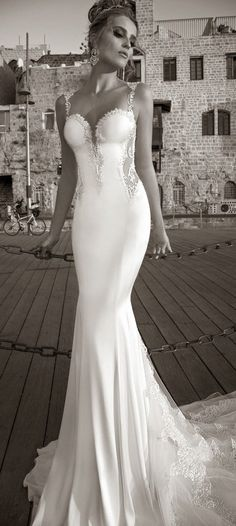 Top Wedding Dress Trends for 2015 - Part 2 #Amazmerizing