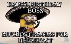 Word Of The Day.ice Mocha - Minion meme on Memegen Mexican Word Of Day, Mexican Words, Word Of The Day, Funny Video Memes, Funny Puns, Funny Laugh, Haha Funny, Funny Stuff, Minion Humor