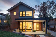 Value Driven Modern Home modern-exterior