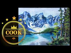 How to Pick Good Photographic Elements for Painting Landscapes with Ginger Cook - Painting Subjects Painting Videos, Painting Lessons, Easy Paintings, Painting Techniques, Art Lessons, Painting & Drawing, Landscape Paintings, Landscapes, Watercolor Cat
