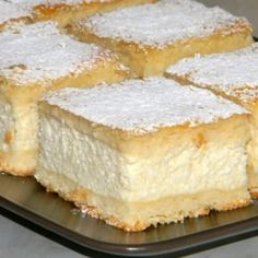 Easy Cheesecake Recipes, Dessert Cake Recipes, Cookie Recipes, Sicilian Recipes, Hungarian Recipes, Helathy Food, Food Cakes, Macaron, Cream Cake