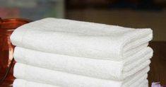 como blanquear toallas