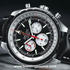My Breitling Chronomatic 49