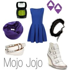 Mojo Jojo, Powerpuff Girls