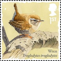 Special Stamps featuring beautiful depictions of songbirds that fill the British countryside with song that defines the British spring and early summer.