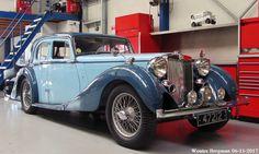 MG SA Saloon 1938