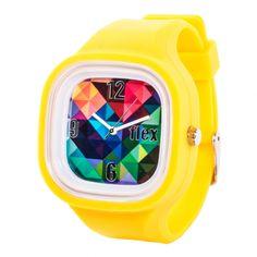 Prism flex watch