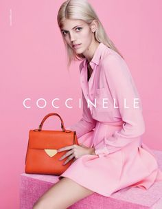 Coccinelle Unveiled B14 Bag In Summer Collection 2015 bag, bags, сумки, bloghandbags.blogspot.ru