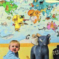kids-kid-child-children-decorating-walls-painting-ideas
