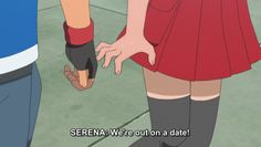 This is one of my favorite episodes and Amourshipping moments ^_^ ^.^ ♡