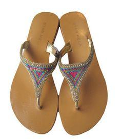 Star Mela Flip Flops