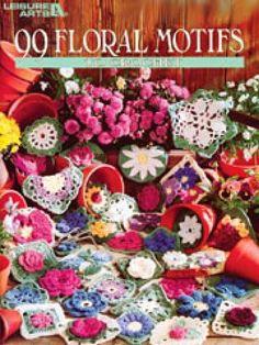 99 crochet flower patterns