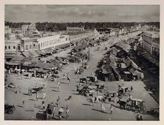 Here is a compilation of some very old photos and paintings of Jagannatha Puri, in Orissa. Many of these photos were taken by William Henry Cornish around Antique Photos, Vintage Photographs, Old Pictures, Old Photos, Vintage Pictures, Archaeological Survey Of India, Vintage India, Krishna Art, Main Street