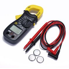 BOSI AC DC Volt Current AMP OHM Digital Electrical Multimeter BS471108
