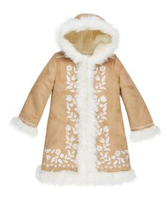 Taliah Sheepskin Coat
