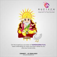 Corporate Branding, Office Branding, Vishwakarma Puja, Corporate Presentation, Wedding Company, Marketing Communications, Competitor Analysis, Indian Gods, S Mo