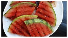 20 Foods You Didn't Know You Could Grill - Sharezila Okay, so a grilled watermelon may not sound appetizing but it's perfect for the grill. Grilled watermelon can be paired with your favorite salad fixings, with some cheese and crackers or eaten by itself.