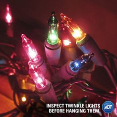 Determine a potential #firehazard before it becomes a problem. #StaySafe #Holiday #FirePrevention #ADT #HolidaySafety