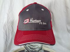 5b378b0f1ca Cap s graphics are embroidered on to cap. Cap is adjustable with strap  back. Cap is pre-owned but in great condition with no holes or stains.
