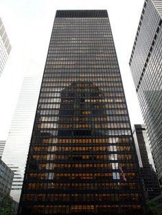 PBS lists Top Ten Buildings that Changed America   7) Seagram Building / Ludwig Mies van der Rohe (1958)  New York, New York