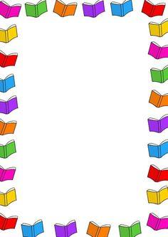 Fotky na stěně komunity – fotek Frame Border Design, Boarder Designs, Page Borders Design, Kids Background, Flower Background Wallpaper, School Board Decoration, Printable Border, Free School Supplies, School Border
