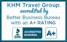 If you want to know how to become a travel agent, request an information packet! We offer top notch training, high commissions and more! KHM Travel Group provides you with everything you need to be a successful home-based travel agent. You can set your own hours, work from home, enjoy amazing travel perks, and meet other people just like you!