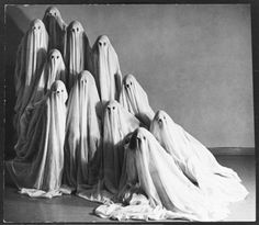 Albert Renger-Patzsch, Mary Wigman's Dance School, ca. 1935