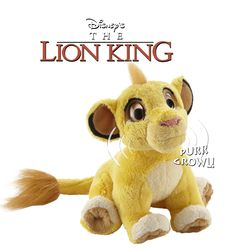 Anipets Lion King 6` Plush - Purr and Growl Anipets Lion King 6 Plush - Purr and Growl Simba http://www.comparestoreprices.co.uk/soft-toys/anipets-lion-king-6-plush--purr-and-growl.asp