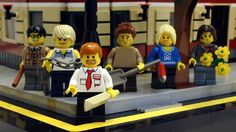 Shaun Of The Dead Lego-somebody make this happen