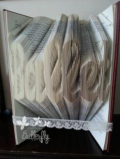 Book Folding Pattern 'Ballet' Available Online To Buy From Creations by a Butterfly For A Great Deal On Book Folding Pattern 'Ballet' Or Any Other Unique Handmade Craft Gifts And Creative Gift Ideas Visit Stallandcraftcollective.co.uk #5936