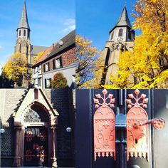 Pfarrkirche St. Martinus in Zons am Rhein