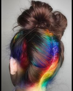 Rainbow Roots Is the Most Epic Trend for 2017