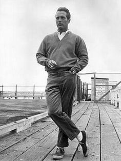 Paul Newman, good guy