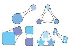 Illustratorで複数のオブジェクトをまとめて曲線でつなぐ方法 | 鈴木メモ Tool Design, Layout Design, Photoshop Illustrator, Geek Stuff, Typography, Graphic Design, Logos, Illustration, Tips