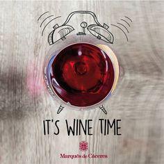 Wine Time Marques de #Caceres
