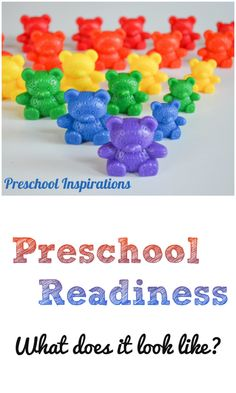 How do you best prepare your child for preschool? Preschool Readiness by Preschool Inspirations