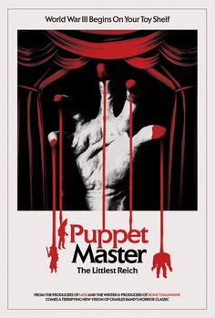 Puppet Master: The Littlest Reich -Watch Puppet Master: The Littlest Reich FULL MOVIE HD Free Online - Online Streaming Puppet Master: The Littlest Reich Movie Free 2018 Movies, Hd Movies, Movies Online, Movie Tv, Horror Movie Posters, Horror Movies, Film Posters, Bone Tomahawk, Pixar