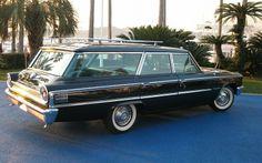 Classic Car Insurance, Best Car Insurance, Ford Galaxie, Ford Motor Company, My Dream Car, Dream Cars, Station Wagon Cars, Ford Ltd, Old Wagons