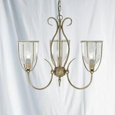 SEARCHLIGHT 6353-3AB Pendant Light Fitting SILHOUETTE Brass Fittings, Light Fittings, Pendant Light Fitting, Luster, Candle Sconces, Antique Brass, Wall Lights, Bulb, Silhouette