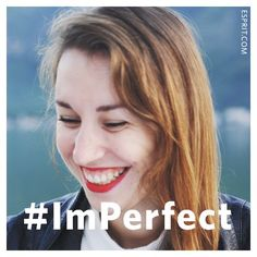 Create beauty within yourself, and you'll radiate it outwards! #ImPerfect