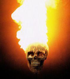 David-Mach-match-stick-skull.jpg (640×724)