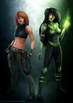 Kim Possible Redesigns by OrbitalWings on DeviantArt