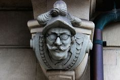 Funny sculpture with glasses at Zurich, Switzerland Zurich, Switzerland, Lion Sculpture, Statue, Glasses, Funny, Art, Eyewear, Art Background