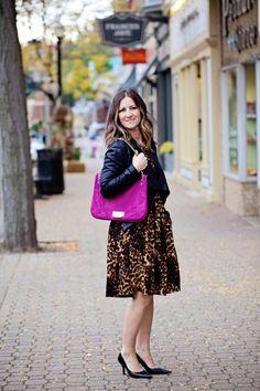 Kim Ray LuLaRoe, Dresses, Leopard, Leopard Dresses, Purple