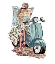 Great Escape (print) by Inslee Hayes