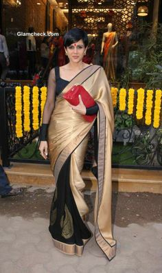 Mandira Bedi at Hue Store Launch in Mumbai