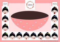 Bajkowa Logopedia: Gra Minki, czyli ćwiczenia buzi i języka dla przedszkolaków