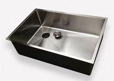 Create Good Offset Drain Kitchen Sinks create a beautiful focal point in the kitchen and save space in the cabinet!