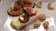 Brietä ja viikunoita - jälkiruoka
