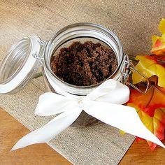 The Craftinomicon: Pumpkin Spice Latte Body Scrub